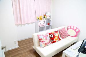 大阪ライブチャットのお部屋